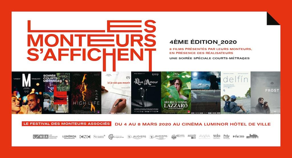 4ème édition du festival «Les Monteurs s'affichent»